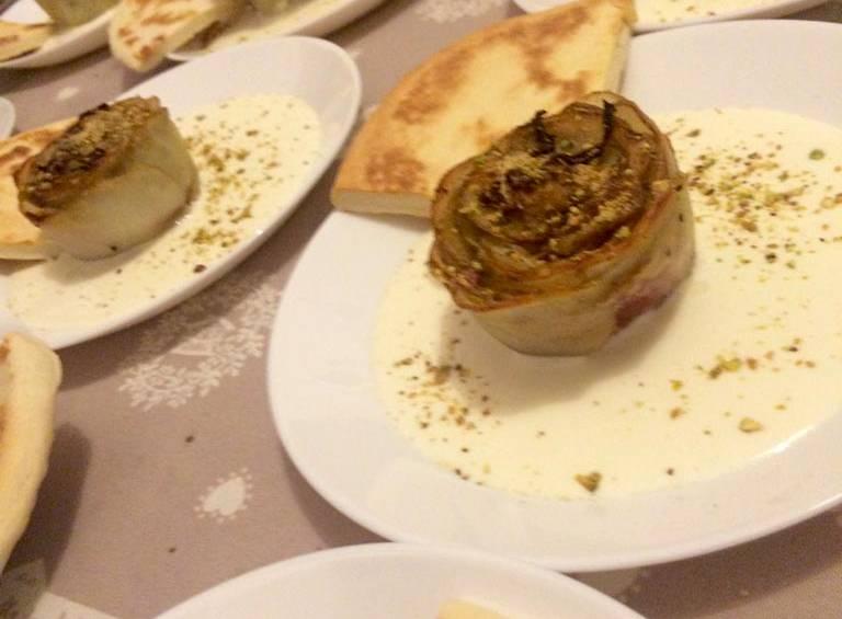 Piadina Vino e Fantasia degustazione inaugurazione mostra fotografica tenuta Montecatone