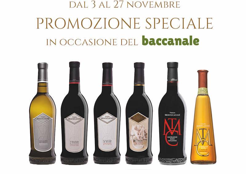 promozione-newsletter-baccanale - tenuta montecatone